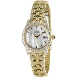 Citizen Eco Drive Exclusive Stone Set Bracelet Watch found on Bargain Bro UK from H Samuel