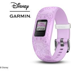 Garmin Vivofit Jr.2 Disney Princess Purple Activity Tracker