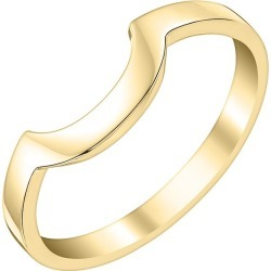 Ladies' 9ct Yellow Gold Curved Wedding Ring found on MODAPINS from H Samuel for USD $161.57