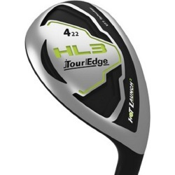 Pre-Owned Tour Edge Hot Launch HL3 Hybrid Graphite LRH 25* Ladies #5 Hybrid [Tour Edge Stock Graphite] *Very Good* found on Bargain Bro India from Rock Bottom Golf for $50.00