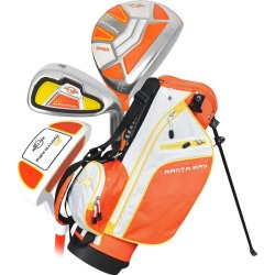 Ray Cook Golf Manta Ray 5 Piece Junior Set With Bag (Ages 3-5) Orange/Yellow found on Bargain Bro India from Rock Bottom Golf for $109.99