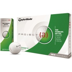 TaylorMade- Project (a) Golf Balls* White