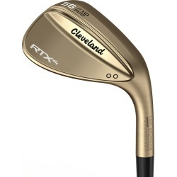 Cleveland Golf RTX-4 Raw Wedge 58*/06* [Low]