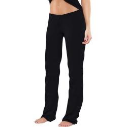 Magic Silk Bamboo Magic Lounge Pant Black Large