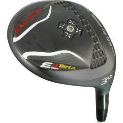 Pre-Owned Tour Edge Golf Exotics E8 Beta Fairway Wood 15* Stiff #3 Fairway [Aldila Rogue Silver 70 Graphite] *Very Good*