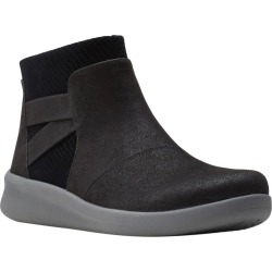 Women's Clarks Sillian 2.0 Hi Ankle Bootie found on Bargain Bro from ShoeBuy for USD $91.20