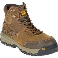 Men's Caterpillar Device Waterproof Composite Toe Work Boot found on Bargain Bro from ShoeBuy for USD $113.96