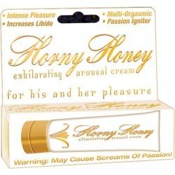 Horny Honey Stimulating Cream 1oz.
