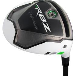 Pre-Owned Taylormade Golf Rocketballz Fairway Wood 19* Stiff #5 Fairway [Matrix Ozik Xcon 5 Graphite] *Value* LEFT HAND