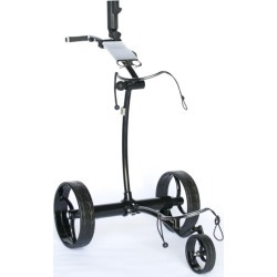CartTek Golf GRX-975Li AMB Electric Golf Caddy Cart w/ Downhill Parking