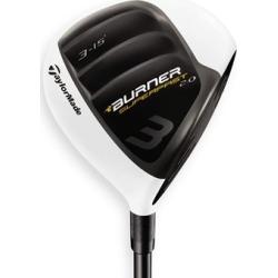 Pre-Owned Taylormade Golf Burner Superfast 2.0 Fairway Wood 15* Stiff #3 Fairway [Graphite Design Ys-7+ Graph] Value LFT