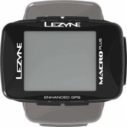 Lezyne Macro Plus Gps Black Smart Loaded