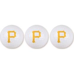 Team Effort Golf MLB 3-Ball Sleeve Pittsburgh Pirates