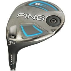 Pre-Owned Ping Golf G Fairway Wood Graphite MLH 17.5* Regular #5 Fairway [Ping Alta 65 Graphite] *Very Good* LEFT HAND found on Bargain Bro India from Rock Bottom Golf for $85.00