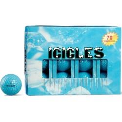 VGolf Icicles Golf Balls Aqua