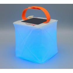 LuminAid PackLite USB Portable Solar Lantern Spectra