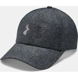 Under Armour Men's UA Airvent Cool Adjustable Cap Black/Metallic Ore One Size