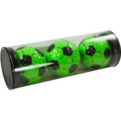 Nitro Novelty Golf Balls *3-Ball Pack* Green/Black Soccer Ball NL44 found on Bargain Bro Philippines from Rock Bottom Golf for $4.99
