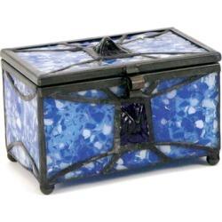 Sapphire Cremation Keepsake Blue