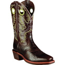 Men's Ariat Heritage Roughstock Square Toe found on Bargain Bro from ShoeBuy for USD $144.36