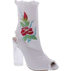 Women's Penny Loves Kenny Roadie Peep Toe Bootie found on Bargain Bro Philippines from ShoeBuy for $89.95