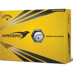Callaway 2017 Warbird Golf Balls White 1-Dozen found on Bargain Bro Philippines from Rock Bottom Golf for $17.99