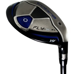 Pre-Owned Cobra Golf Fly-Z Xl Hybrid Graphite 19* Stiff #3 Hybrid [Matrix Ozik Fly Z Xl 70 Graphite] *Very Good* LEFT