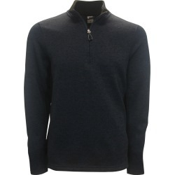 Gear For Sports Quarter-Zip Heathered Golf Pullover