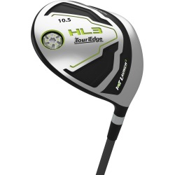 Pre-Owned Tour Edge Golf HL3 Driver Graphite MRH 9.5* Stiff Driver [Tour Edge Stock Graphite] *Excellent* found on Bargain Bro India from Rock Bottom Golf for $80.00