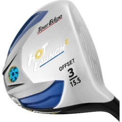 Tour Edge Golf Hot Launch 2 Draw 19.5* #5 Fairway Wood Regular Flex