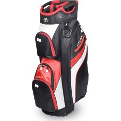 Hot-Z Golf 4.0 Cart Bag found on Bargain Bro from Rock Bottom Golf for USD $113.99