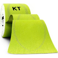 KT TAPE PRO Elastic Athletic Tape - 20 Strips - Color: Winner Green - Size: NS