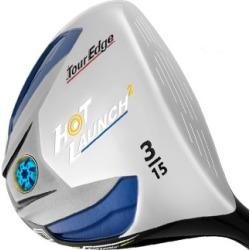 Pre-Owned Tour Edge Golf Hot Launch 2 Fairway Graphite MRH 15* #3 Stiff [UST Mamiya] *Like New*