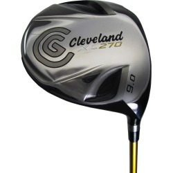 """Pre-Owned Cleveland Golf Launcher XL270 Driver 9* Stiff Driver [Miyazaki C. Kua Special Edition 39 Graphite] +1"""" VG LEFT"""