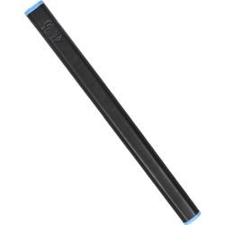 The Grip Master- Sewn Belly FL40 Putter Golf Grip Black/Blue Cap
