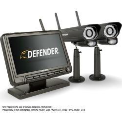 PHOENIXM2 Two Camera Digital Wireless Security System
