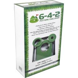 6-4-2 Putters Challenge Golf- Putting Mat