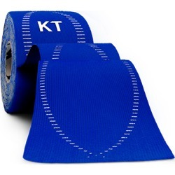 KT Tape PRO Elastic Athletic Tape - 20 Strips - Color: Sonic Blue - Size: