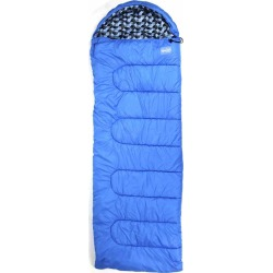 NorEast Outdoors Basecamp Sleeping Bag Azure/Blue One Size found on Bargain Bro India from Olympia Sports for $24.00