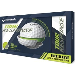 TaylorMade Tour Response Launch Pack 15-Ball Pack White