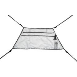 Big Agnes mtnGLO Tent Gear Loft Black Wall