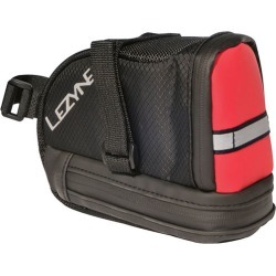 Lezyne L-Caddy Seat Bag - Color: Red/Black Size: OS - CT found on Bargain Bro Philippines from Jack Rabbit for $26.99