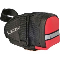 Lezyne Caddy Saddle Bag - Color: Red/Black Size: Medium - CT found on Bargain Bro from Jack Rabbit for USD $16.71