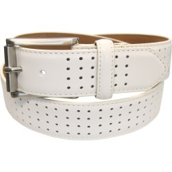 PGA Tour Golf Perforated Strap Fashion Color Leather Belt