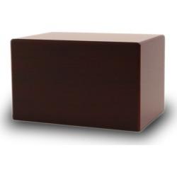 Cherry Sliding Panel Box - Small Adult