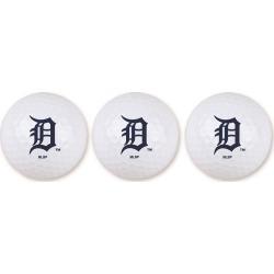 Team Effort Golf MLB 3-Ball Sleeve Detroit Tigers