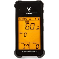 Voice Caddie Golf- Swing Caddie SC100 Portable Launch Monitor