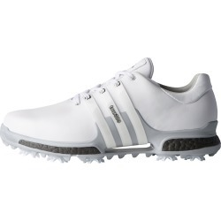 finest selection a51e7 80779 Adidas Golf- Tour360 Boost 2.0 White Shoes