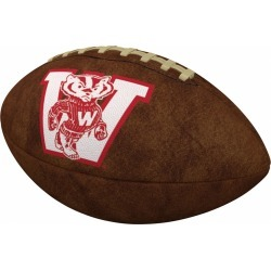 Wisconsin Official-Size Vintage Football