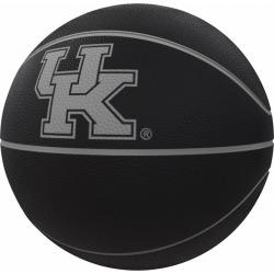 Kentucky Blackout Full-Size Composite Basketball